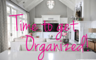 Fonda Neal Natural Health - Time to Get Organized